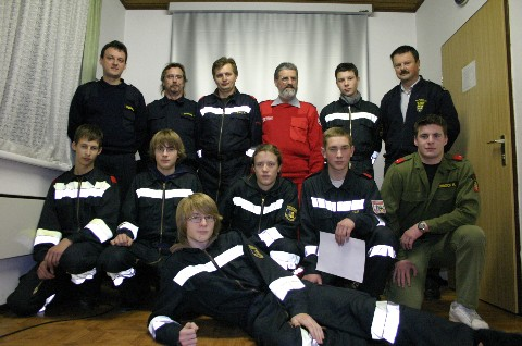 Erste Hilfe Ausbildung des AFKDO Neulengbach