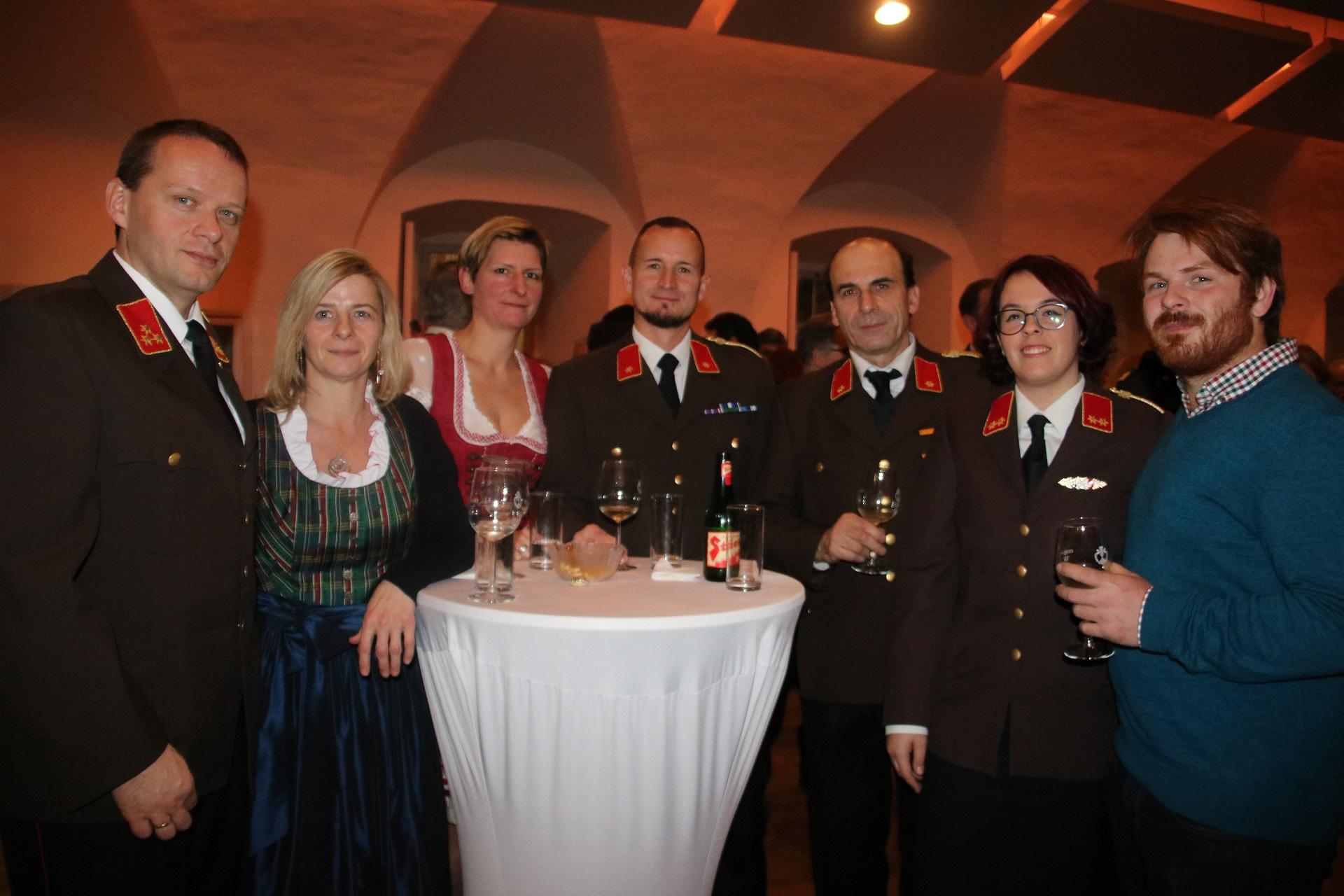 Neujahrsempfang der Stadtgemeinde Neulengbach
