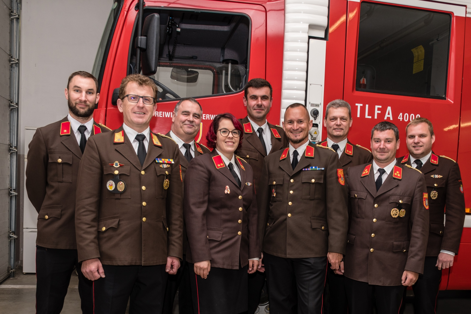 Neuer Unterabschnittskommandant im Abschnitt Neulengbach